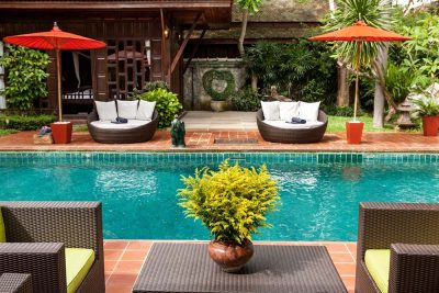 Chiang Mai Luxury Villa Hotel Photography