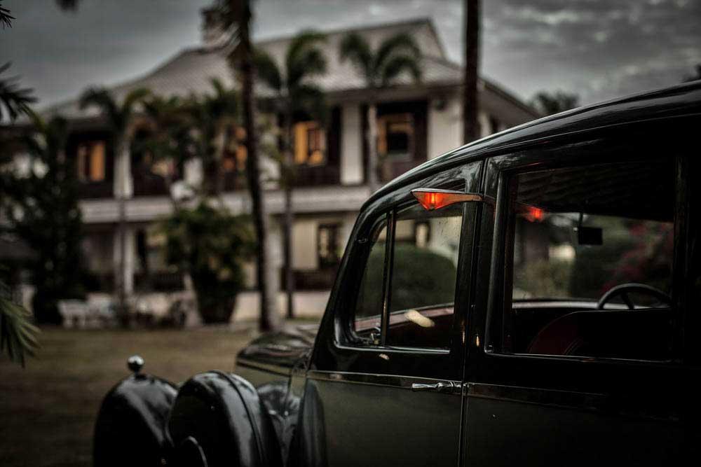 Automotive photography - Chiang Mai, Thailand